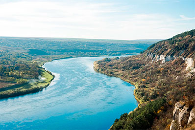 Бассейн реки Днестр 1