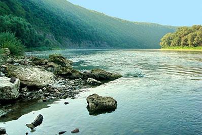 Бассейн реки Днестр 2